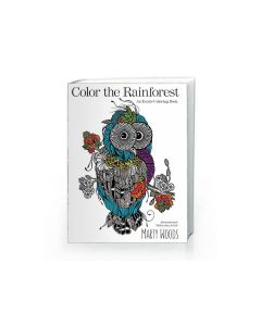 Color the Rainforest (Coloring Book) - IBD