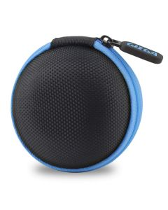 Round Earphone Carrying Case - Gizga Essentials