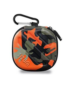Camouflage Print Earphone Carrying Case - Tizum