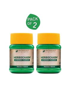 Herbocharm Powder (Pack of 2) - Dr Vaidya's