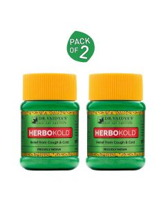 Herbokold Powder (Pack of 2) - Dr Vaidya's
