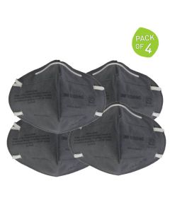 Anti-pollution PM2.5 Reusable Face Mask (Pack of 4) - 3M