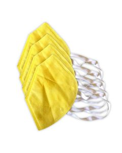 4 Ply Face Mask with Elastic Ear Loops
