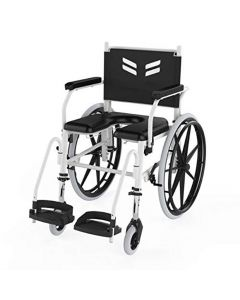 Frido Prime Self Propelled Shower Commode Wheelchair FPS005 - Arcatron Mobility