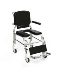 Assistant Propelled Shower Commode Wheelchair (SAS100) - Frido