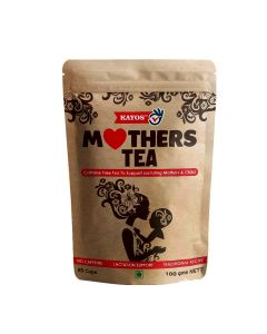 Mothers Tea for Lactation and Breastfeeding (100 gm) - Kayos