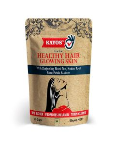 Tea for Healthy Hair and Glowing Skin (50 gm) - Kayos