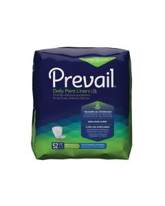 Pant Liners (Unisex) 52 Counts - Prevail