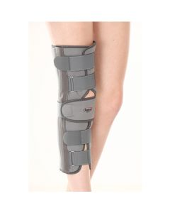 Knee Brace Grey (Long Type) - Samson