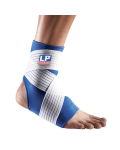 Ankle Support with Strap - LP Support