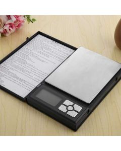 Digital Notebook Jewelry Weight Scale