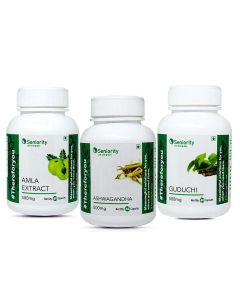 Immunity Boosting Kit (Pack of 3 Products) - Seniority