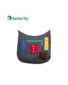 Activity Apron for Alzheimer's Patients- Seniority