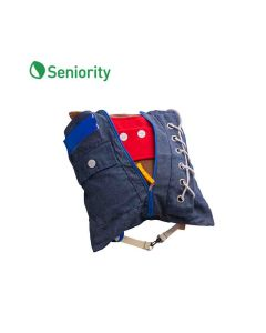 Activity Pillow for Alzheimer's Patients- Seniority
