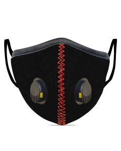 N95 Anti-pollution Face Mask With Twin Breathing Valves - SanNap