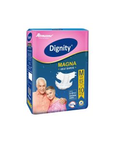 Magna Adult Diapers - Dignity