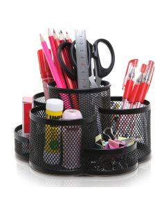Rotating Pen Stand (Black) - Callas