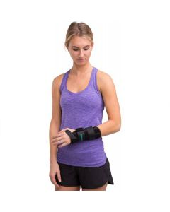 Wrist Brace For Left Hand - Aircast