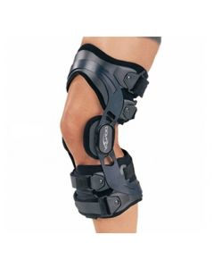 Knee Brace For Left Leg - Donjoy