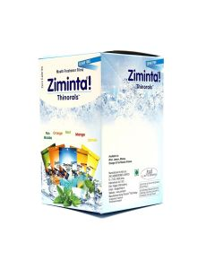 Sugar Free Mouth Freshener Mixed Flavour (30 Strips) - Ziminta