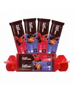 Protein Daily Bars Assorted Gift Pack (4 Bars) - Ritebite Max Protein