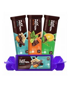 Protein Bar Gift Pack Assorted (3 Bars) - Ritebite Max Protein