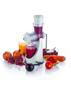 Fruit and Vegetable Hand Juicer (Assorted Color)