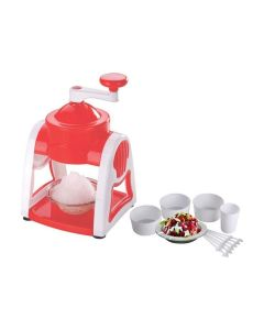 Ice Crusher with Stainless Steel Blades (Assorted Color) - Miracle