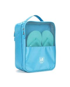 Waterproof Travelling Shoes Storage Bag (Assorted Color)