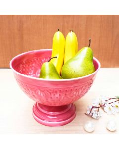Fruit Bowl with Stand - Color Palette