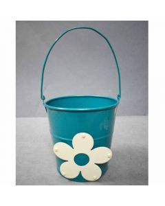 Flower Bucket Planter - Color Palette