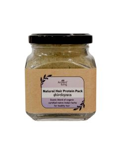 Natural Hair Protein Pack (100 gm x 2) - Ancient Living