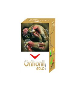 Orthonil Gold Capsules For Joint Pain (50 Capsules) - Mahaved