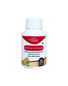 Garcinia Cambogia Extract Herbal Capsules (60 Capsules) - Mahaved