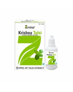 Krishna Tulsi Extract Oil (30 ml x 2) - Zindagi