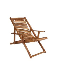 Seawing Wooden Folding Chair - Royal Bharat