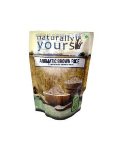 Aromatic Brown Rice (2 x 500 gm) - Naturally Yours