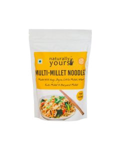 Multi-Millet Noodles (2 x 180 gm) - Naturally Yours