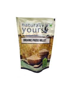 Organic Proso Millet (3 x 500 gm) - Naturally Yours