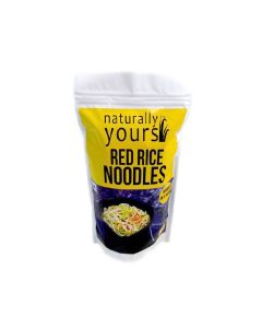 Red Rice Noodles (2 x 180 gm) - Naturally Yours