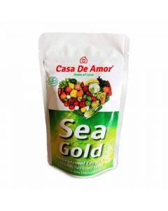 Sea Gold Seaweed Extract (Soluble) Concentrated Powder (100 gm) - Casa De Amor