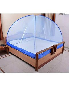 Foldable Mosquito Net For King Size Bed With Bag - Lonik
