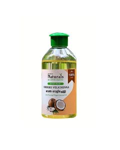 Hand Made Hot Processed Virgin Coconut Oil 200 ml - Naturals & Consumatic