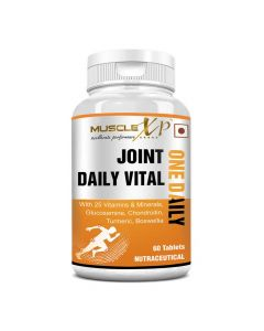 Joint Daily Vital (60 Tablets) - MuscleXP