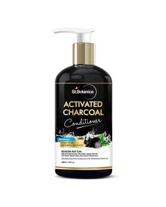 Activated Charcoal Hair Conditioner (300 ml) - St Botanica
