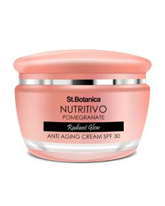 Pomegranate Anti Aging Cream with SPF 30 (50 gm) - StBotanica