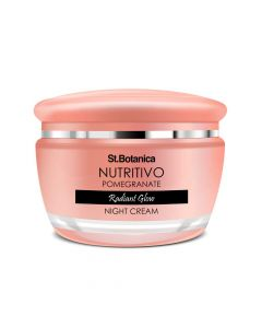 Nutritivo Pomegranate Night Cream with Cocoa and Shea Butter (50 gm) - StBotanica