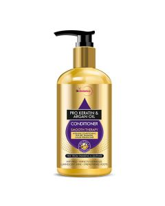 Pro Keratin and Argan Oil Conditioner For Color Treated Hair (300 ml) - StBotanica