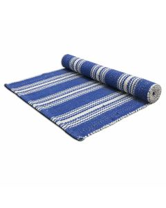 Handmade Cotton Organic Yoga Mat (60 x 150 cm) - The Home Talk