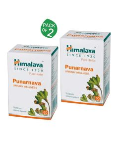 Punarnava (Pack of 2 - 60 tablets each) - Himalaya
